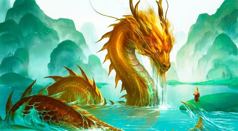 giấc mơ thấy rồng